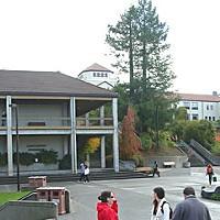 Campus In Crisis Students on the HSU quad.