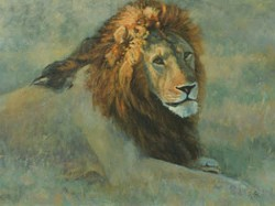 "Susan Fox has traveled the world to watch the subjects of her paintings first-hand. Now, Arcata audiences can share in her travels. ""First Light"" will bring a slice of the Kenyan savanna to Stokes, Hamer, Kaufman and Kirk, LLP during Arts! Arcata."