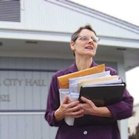 Taking on City Hall