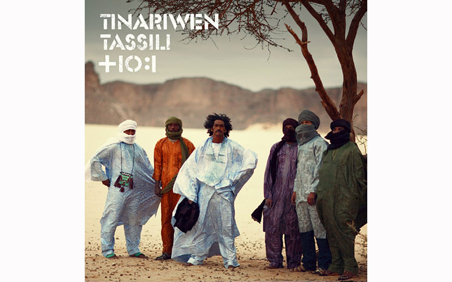 Tassili - BY TINARIWEN - ANTI-