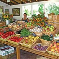 Best Of Humboldt -- Staff Picks Tastes like summer: Trinity River produce. Photo by Ken Malcomson