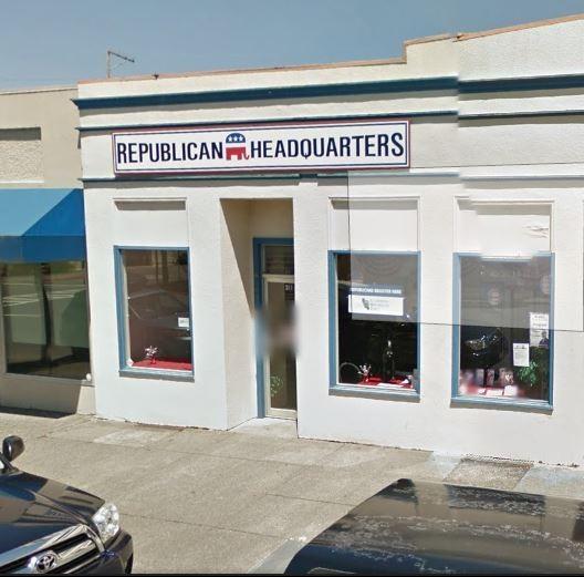 Republican Headquarters Building, Fifth Street. - GOOGLE MAPS