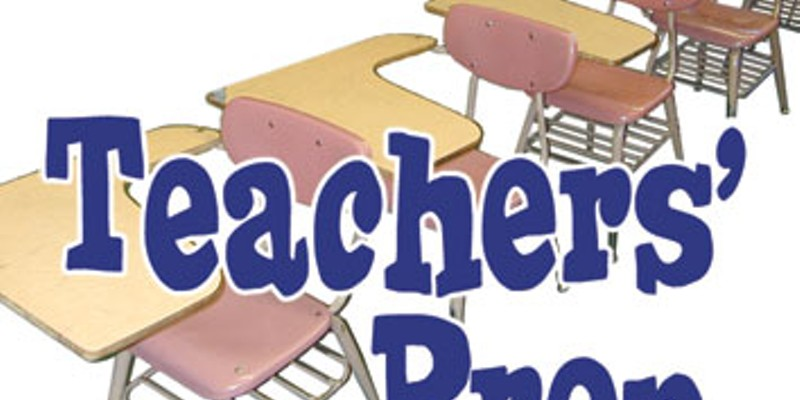 Teacher's Prep — Knuckling down for a hectic nine months as the school year starts