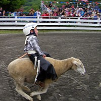 The 48th Annual Orick Rodeo