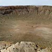 Impact! 50,000 years B.C.