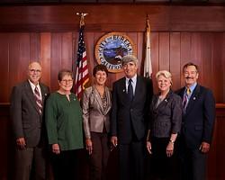The Eureka City Council