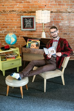 PHOTO BY MARK MCKENNA - The Hipster