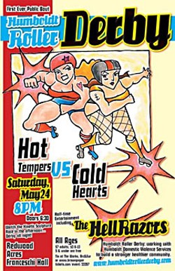The Hot Tempers vs. The Cold Hearts