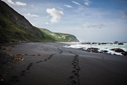 PHOTO BY JAMES ADAM TAYLOR - The King Range National Conservation Area on the Lost Coast was named a Designated Wilderness Area by Congress, meaning the only stretch of California without a coastal highway has a stellar capacity for outdoor recreation and should be specially managed.