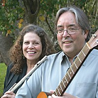 1st Saturday Night Arts Alive! The Marla Joy and Mike Conboy Jazz Duo at the Morris Graves Museum of Art