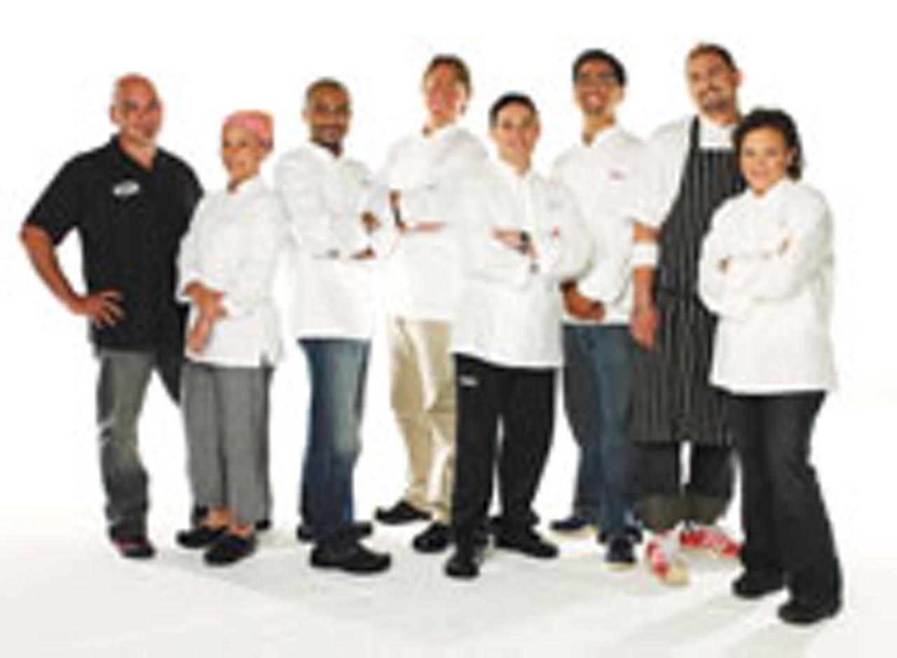 The Next Iron Chef | Table Talk | North Coast Journal