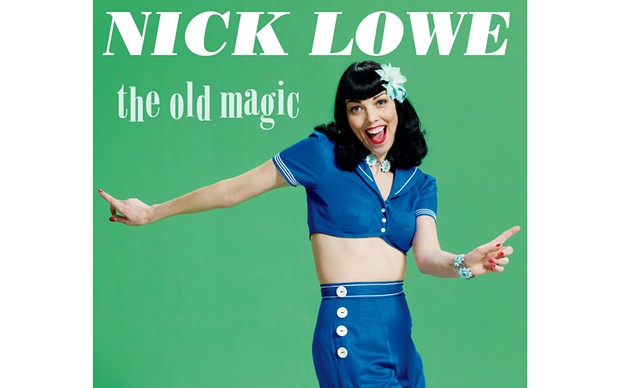 The Old Magic - BY NICK LOWE - YEP ROCK