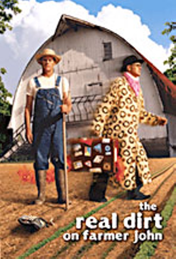 The Real Dirt on Farmer John directed by Taggart Siegel