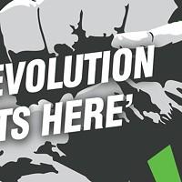 'The Revolution Starts Here'