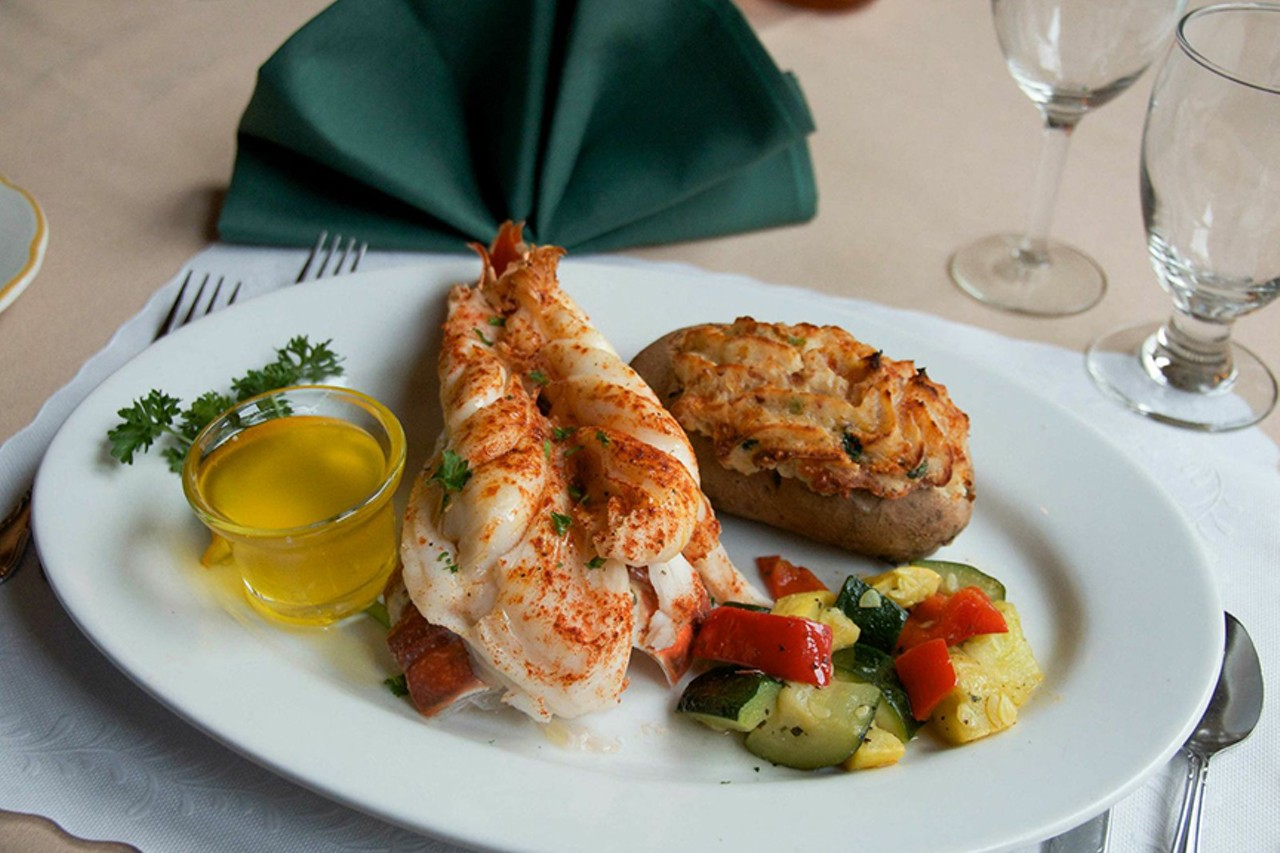 The Sea Grill Eureka Fine Dining Seafood Venues