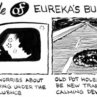 The Sunny Side of Eureka Budget Cuts