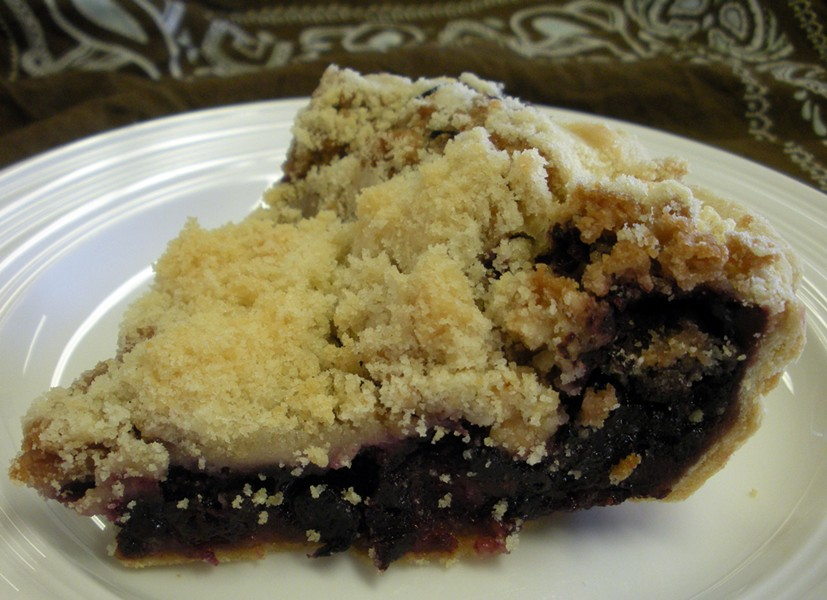 The Very Berry at Ferndale Pie Company. - JENNIFER FUMIKO CAHILL
