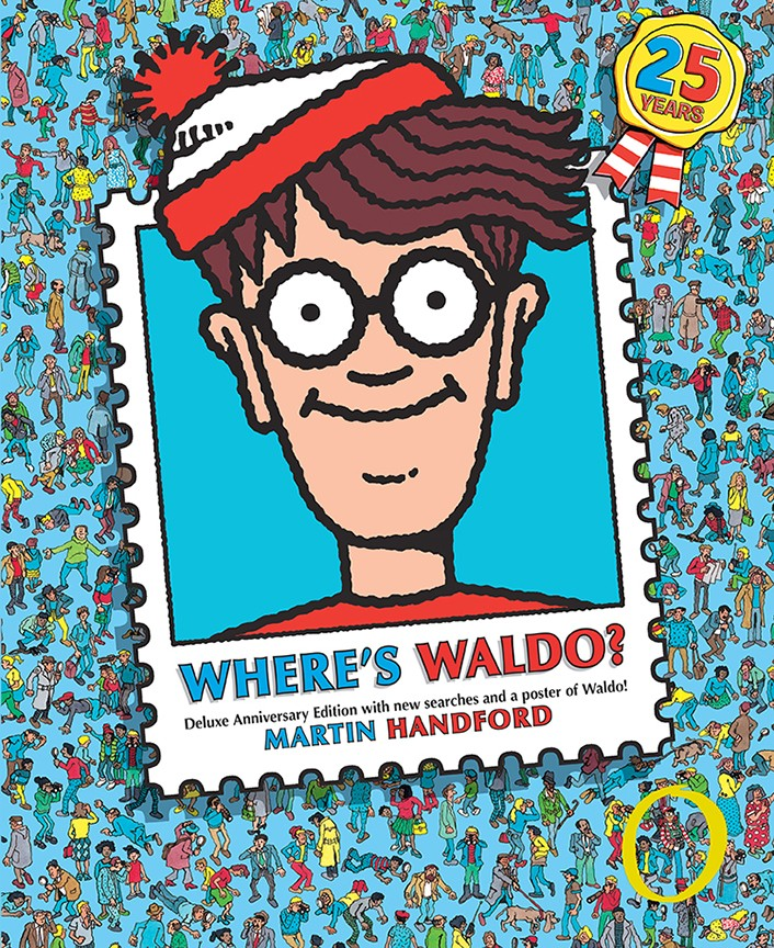 There's Waldo!
