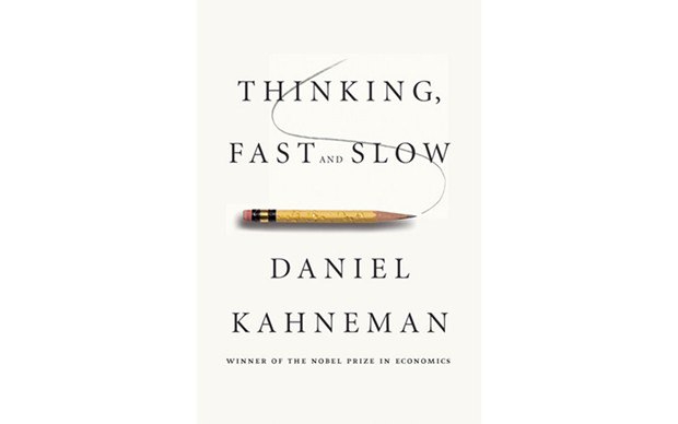 Thinking, Fast and Slow - BY DANIEL KAHNEMAN - FARRAR, STRAUS AND GIROUX