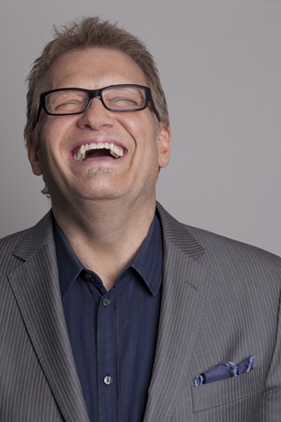 This guy walks into a theater — Drew Carey at HSU.