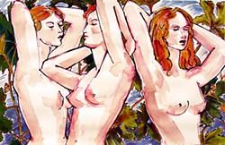 Three Sisters by Jonte Joyce