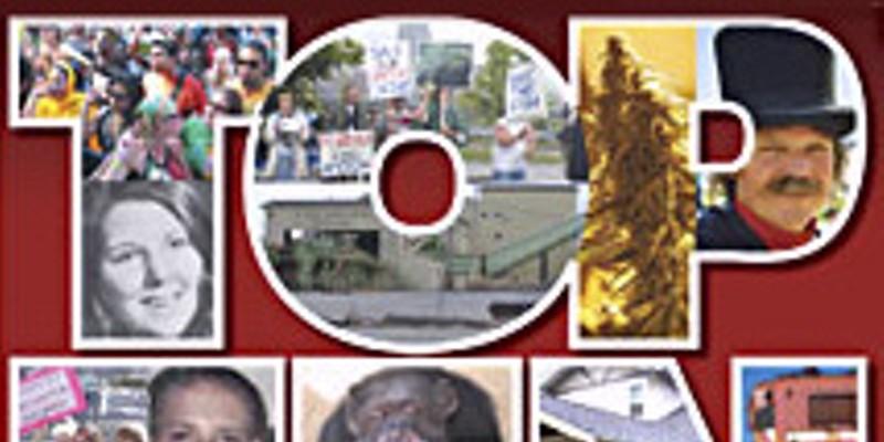 Top Ten Stories of 2007