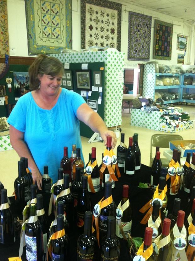 Tough choices at the Humboldt County Fair. - IAN SIMONS