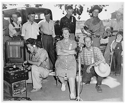 """Trace the social and political history of country-Western musicat the """"Open Country"""" exhibit at the Morris Graves Museum. And check out that kid in the overalls."""
