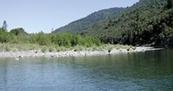 BOB DORAN/NORTH COAST JOURNAL - Trinity River