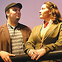 Manic About Titanic — HLOC show sails into final weekend