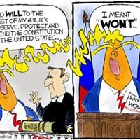 Double Negative President
