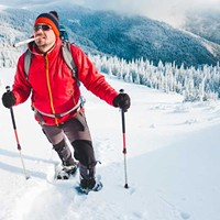 Beware of Snowshoers (and Getting High in the Backcountry)