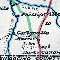 Early Routes Out of Humboldt