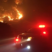 I-5 Remains Closed as Delta Fire Grows