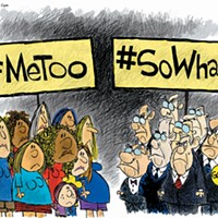 #MeToo #SoWhat?
