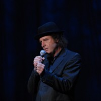 Off on a Tangent: An interview with Steven Wright