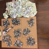 Drug Task Force Seizes 9 Pounds of Heroin