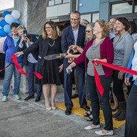 Open Door Officially Opens in Fortuna