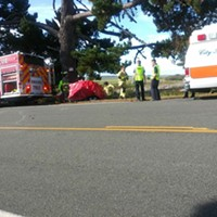 UPDATE: Fortuna Man Killed in Today's Second Traffic Fatality