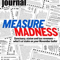 3rd UPDATE: Measure K Surges Ahead, M Falters