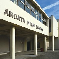 Morning Lockdown at Arcata High Lifted
