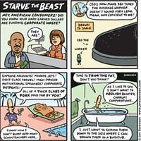 Starve the Beast