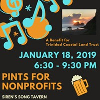 Pints for Nonprofits - Music by The Sandfleas