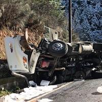 SECOND UPDATE: Tanker Crash Closes 101 North of Leggett
