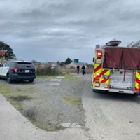 Death Investigation in Eureka Near Hikshari' Trailhead