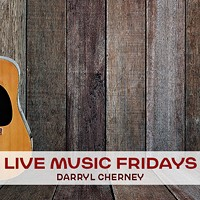 Live Music Fridays: Darryl Cherney