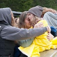 Sisters Reunited with Parents After 44 Hours Lost in the Woods (With Video and Slideshow)