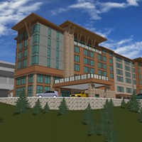 Trinidad Rancheria Unveils its Revised Hotel Proposal