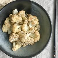 Dressing Up Roasted Cauliflower