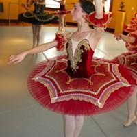 The Redwood Youth Ballet presents <i>The Paquita Grande Pas de Deux</i>